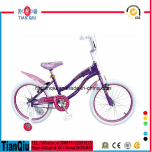 2016 New Beautiful Princess 12 16 20 Inch Colorful Kids Bike, Children Bicycle for 6 Years Old Child pictures & photos