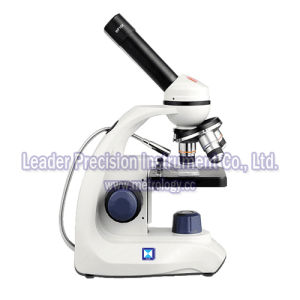 Monocular Student Biological Microscope As1 pictures & photos