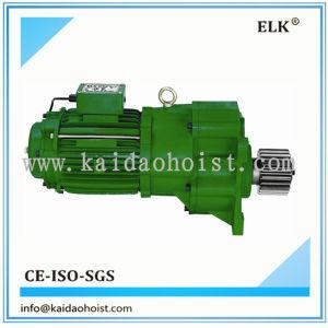 Elk 2.2kw Crane Motor with Buffer pictures & photos