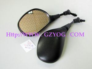 Yog Motorcycle Parts Side Mirror Rearview Mirrors Cub Dy100 110cc Cg125 Biz110 Wave110 125cc Cgl125 Scooters Gy6 Bajaj Discover Pulsar Tvs Star Lx Crypton110 pictures & photos