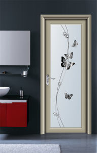 European Style Aluminum Door for Bathroom and Kitchen pictures & photos