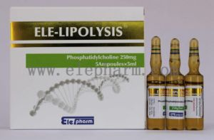 Weight Loss Injection 250mg/5ml, Phosphatidylcholine Injection for Body Slimming pictures & photos