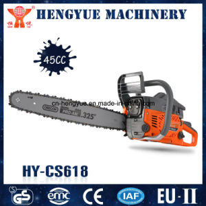Gasoline Chain Saw Machine for 45cc with CE Certificate pictures & photos