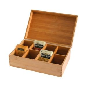 Eco-Friendly Wooden Tea Box Wood Storage Box pictures & photos