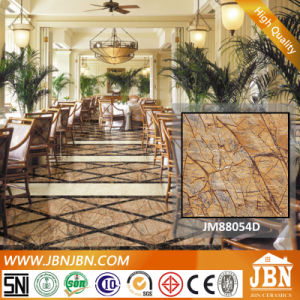 Marble Stone Imitate High Polished Glazed Flooring Porcelain Tile (JM88054D) pictures & photos