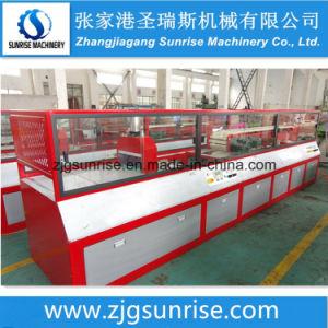 PVC Profile Production Line / PVC Profile Extrusion Line pictures & photos