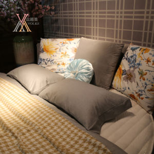 Fabric Round Bedroom Bed (305) pictures & photos