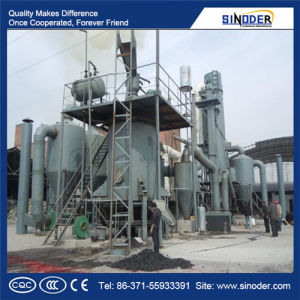 Closed or Open Type Coal Gas Perlite Expansion Furnace pictures & photos