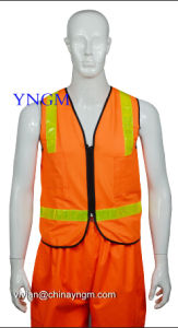 Reflective Safety Clothing, Reflective Jacket, Reflective Vest with High Visibility pictures & photos