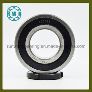 High Quality Automotive Wheel Double Row Angular Contact Bearings, Roller Bearings, Factory Products (5207RS)