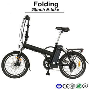 Digital LCD Display Bicycles Electric Bike E-Bike E-Bicycle (TDN01Z) pictures & photos