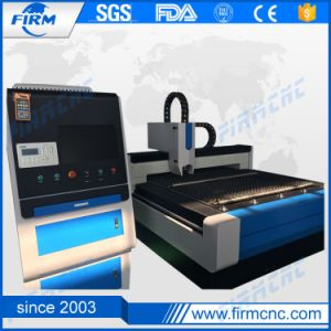 Raycus Control 2500*1300mm 500W Fiber Laser Cutting Machine pictures & photos