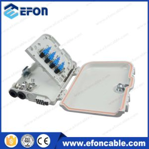 Fdb Ftb Series 8port PLC Splitter FTTH Fiber Optic Terminal Box pictures & photos