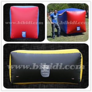 Factory Price PVC Inflatable Paintball Set, Paintball Bunker Packages Game K8003 pictures & photos