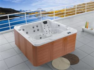 Mini Garden Party Jacuzzi CE Approved Hot Tub (M-3310) pictures & photos