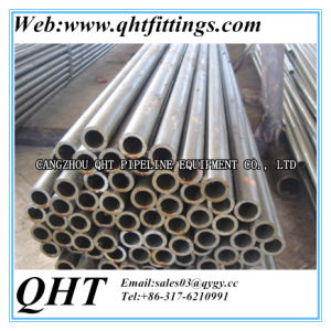 ASTM B338 Gr1 Thick Wall Titanium Seamless Steel Tube pictures & photos