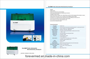 Full Functions Smart Full Automatic Chemistry Analyzer pictures & photos