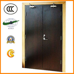 Wooden Fireproof Door with High Quality and Preferential Price