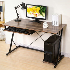 Chinese MDF Wooden PC Desk and Table for Home (FS-CD014) pictures & photos