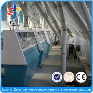 Zzy Grain Processing Machinery Flour Mill Machinery pictures & photos