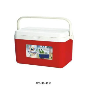 4L Portable Plastic Cooler Box, Food Cooler Box, Cooler Box pictures & photos