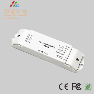 DC12-24V Dali PWM 3A*3channel 9A*1CH RGBW Dimming Driver pictures & photos