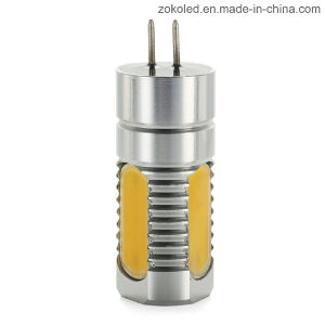 AC 8-18V Bulb 3X1.5W Aluminum Alloy Body LED G4