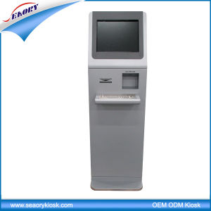 Touch Screen Internet Kiosk Machine with Thermal Printer pictures & photos