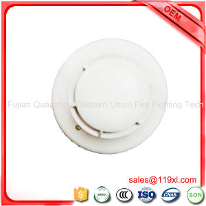 Addressable Smoke Detector with 2-Wire Without Polarity pictures & photos