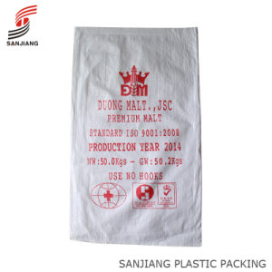 High Quality PP Bag for 50kg Food pictures & photos