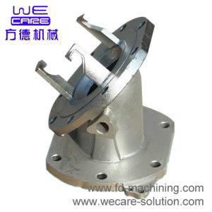 Customize Casting and Machining Gearbox Casting Part