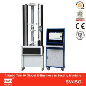 Desktop Computer Servo Universal Material Tensile Testing Machine (Hz-1004B)