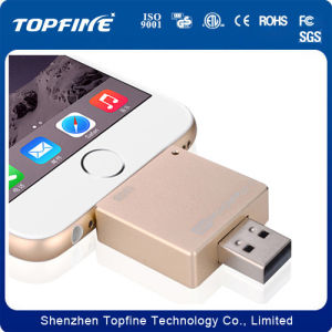 OTG USB Flash Drive for iPhone 6 pictures & photos
