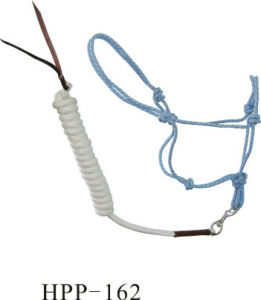 Cheap PP High Quality Rope Horse Halter pictures & photos