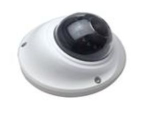 Wdm 130 Wide Angle 15m IR Dome CCD Security Camera pictures & photos