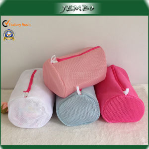 Household Laundry Round Mesh Net Bag for Underware pictures & photos