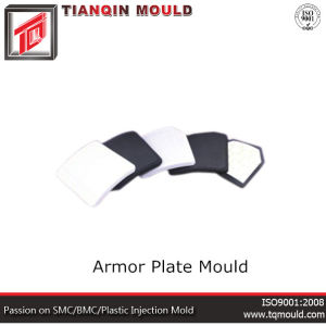 PE Body Armour Plate Mould