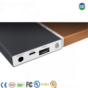 CE/UL Approved 19V 5000ah 15 Speed Charge Power Bank pictures & photos