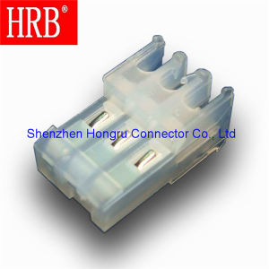 Te AMP Equivalent Wire to Board Feed Through Connector IDC pictures & photos