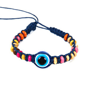 Evil Eye Thread Bracelet (XBL13502) pictures & photos