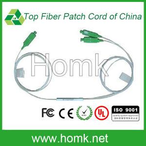 Sc/APC Tube Type Fiber Splitter pictures & photos