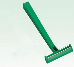 Green OEM Design Single Razor Blade pictures & photos