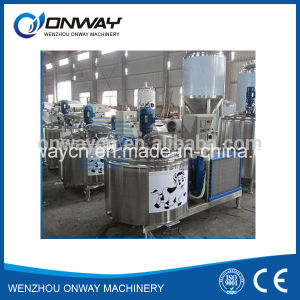 Shm Stainless Steel Cow Milking Yourget Machine Dairy Plant Equipment for Milk Cooling with Cooling System pictures & photos
