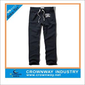 100% Polyester Plain Sweatpants for Wholesale pictures & photos