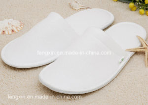 Comfortable White Hotel Disposable Slipper pictures & photos