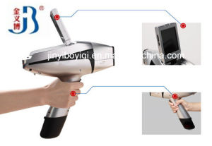 Handheld (portable) X-ray Fluorescence Spectrometer for Alloy Analysis pictures & photos