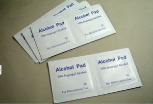 China Manufacturer High Quality Medical Alcohol Swab pictures & photos
