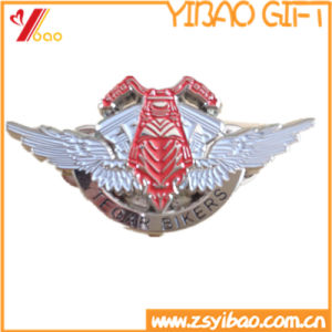 Custom Metal Lapel Pin with Butterfly Clutch (YB-SM-06) pictures & photos