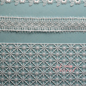 Customer′s Design Welcomed Hot Sell White Fashion High Quality Lace pictures & photos