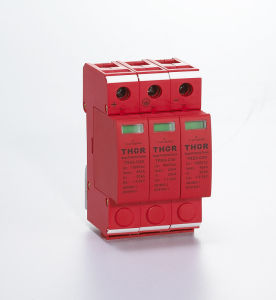 800V 3p DC Power Surge Protective Device pictures & photos